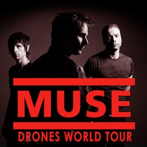 Muse - Drones World Tour
