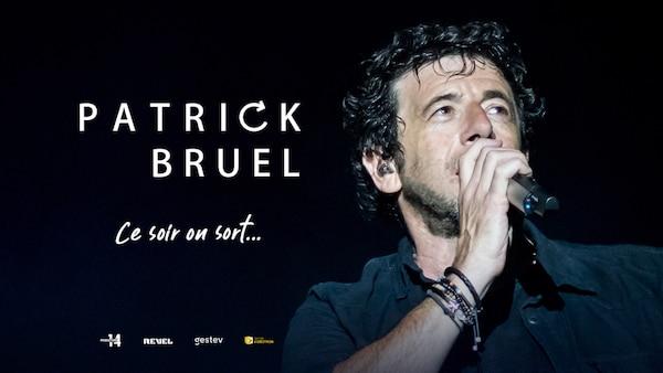 Patrick Bruel célèbre ses 30 ans d'amour avec le Québec!