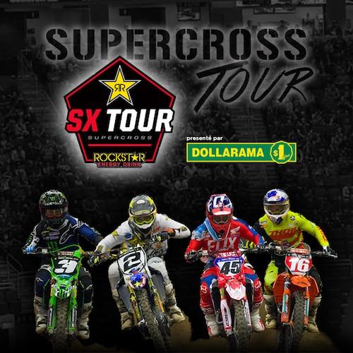 Rockstar Energy Supercross