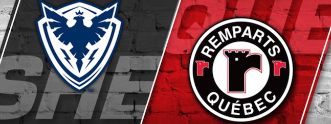 Phoenix vs Remparts