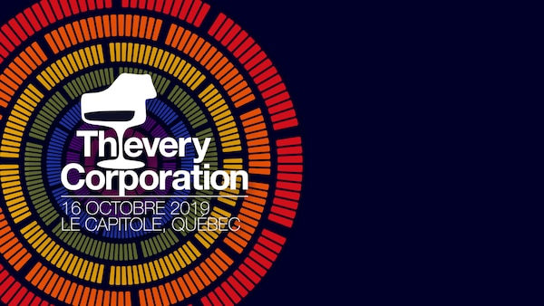 Thievery Corporation en spectacle au Capitole de Québec