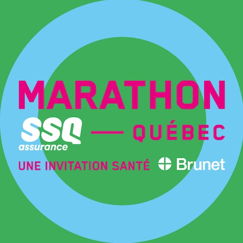 Marathon SSQ assurance Québec! A healthy invitation from Brunet