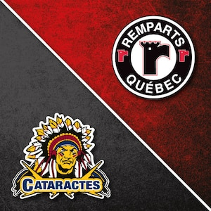 Shawinigan Cataractes - Quebec Remparts