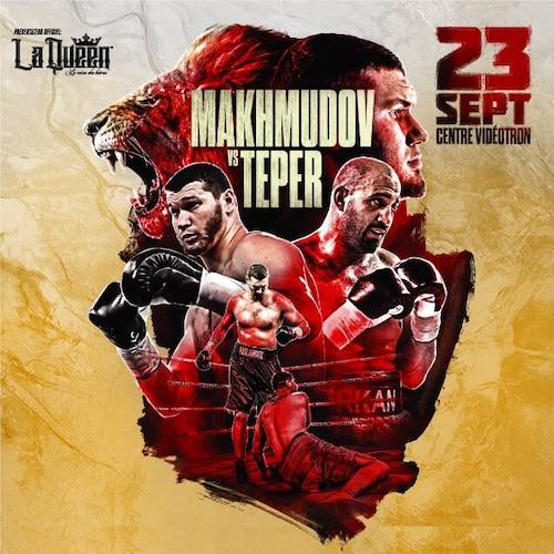 Boxing Gala Makhmudov