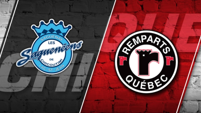 Saguenéens vs Remparts