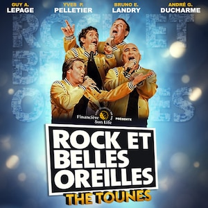 Rock et Belles Oreilles The tounes