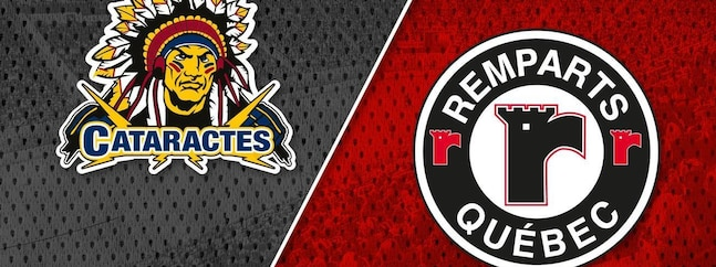 Cataractes VS Remparts