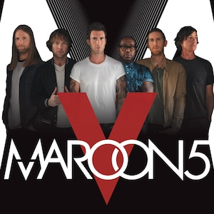 Maroon 5 with R. City