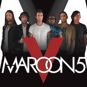 Maroon 5 avec R. City