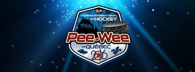 International Hockey Tournament pee-wee Quebec