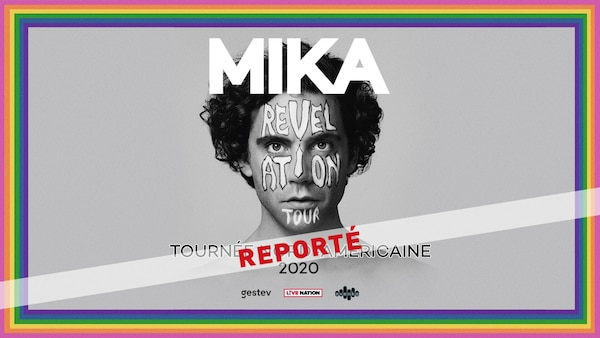 MIKA at Videotron Centre MAY 16