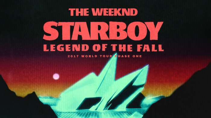 The Weeknd | STARBOY LEGEND OF THE FALL