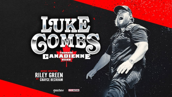 Luke Combs annonce les dates de sa tournée canadienne