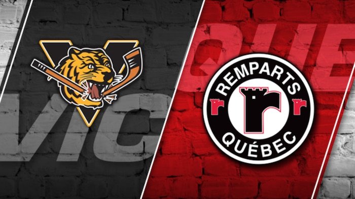 Tigres vs Remparts