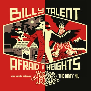 Billy Talent | AFRAID OF HEIGHTS TOUR