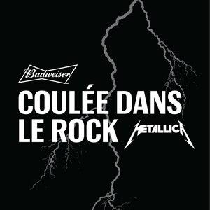 """L'avant-show de Metallica """"Coulée dans le Rock """" présenté par Budweiser"""