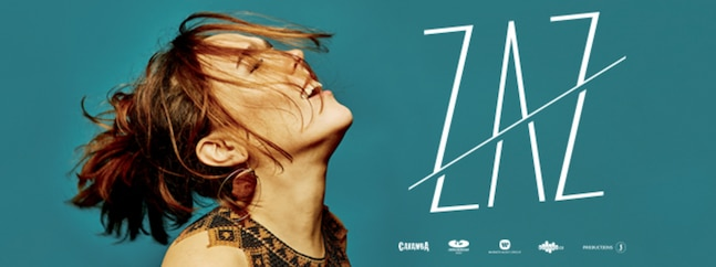ZAZ - 24 avril 2019 | Le Centre Vidéotron