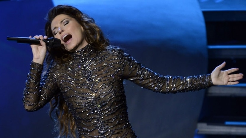 Shania Twain adds new T.O. date to Rock This Country tour