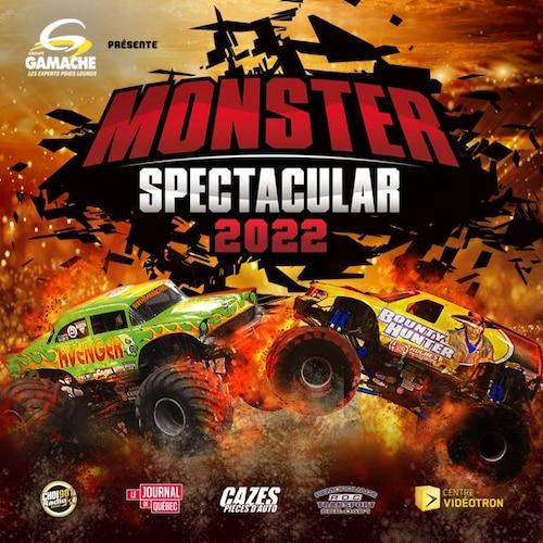 Monster spectacular 2022
