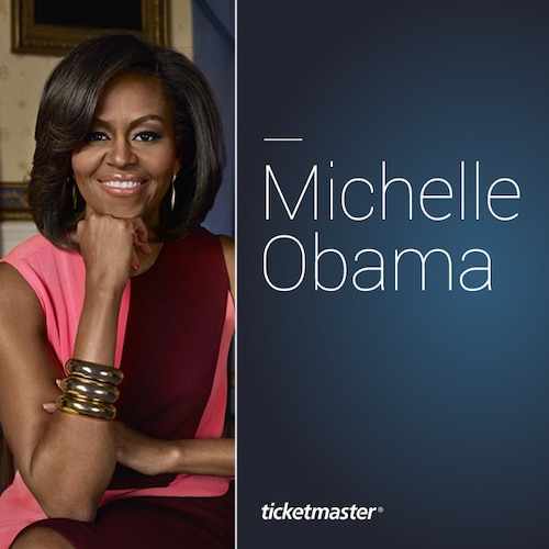 A conversation with Michelle Obama