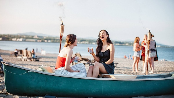 Ouverture complète de la Baie de Beauport Sun Life ce samedi 12 juin