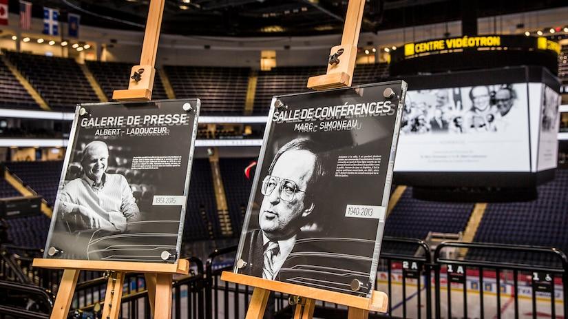 Une cérémonie en hommage à Albert Ladouceur et Marc Simoneau