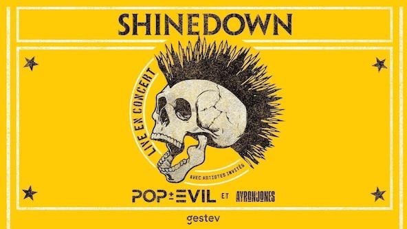 Shinedown announces North American tour dates