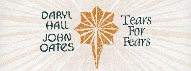 Daryl Hall & John Oates and Tear For Fears