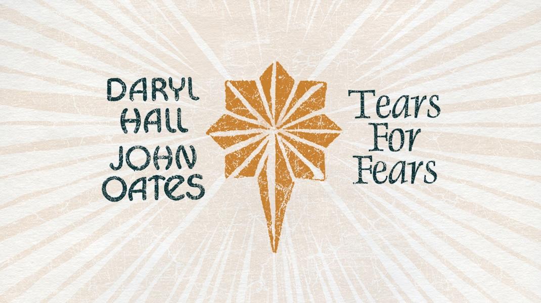 DARYL HALL & JOHN OATES et TEARS FOR FEARS
