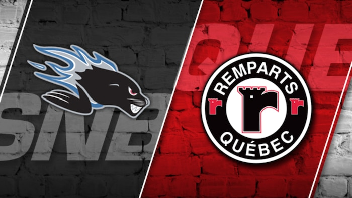 Sea Dogs vs Remparts