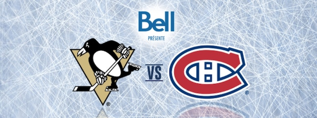 Montreal Canadiens vs Pittsburgh Penguins