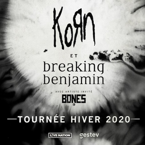 KORN – Breaking Benjamin