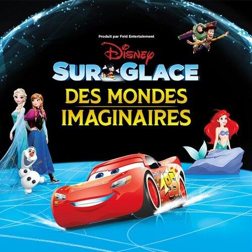 Disney sur glace - Des mondes imaginaires