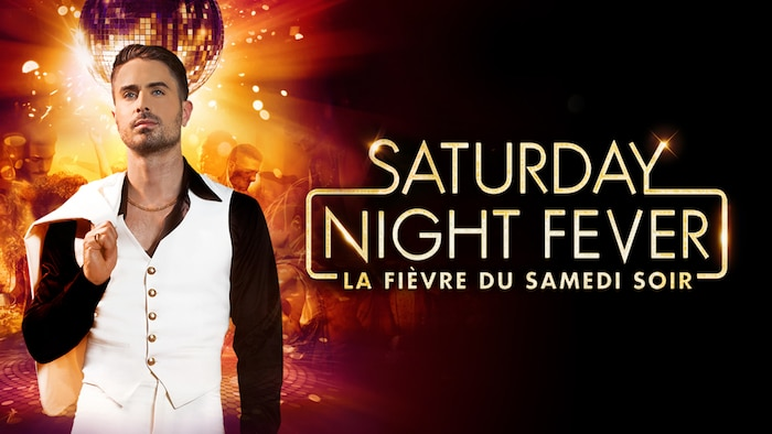 SATURDAY NIGHT FEVER, June 28 to September 3rd 2017
