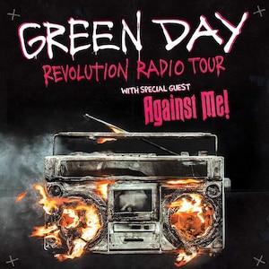 Green Day | Revolution Radio Tour