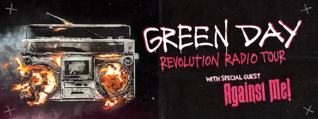 Green Day   Revolution Radio Tour