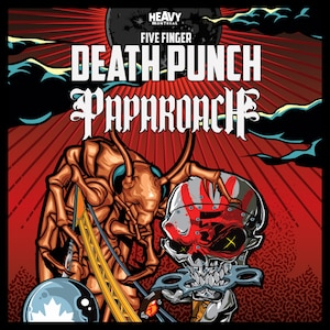 Five Finger Death Punch | Papa Roach