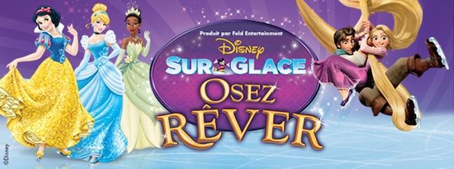 Disney sur glace: Osez Rêver
