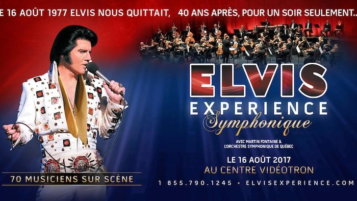 Elvis Experience Symphonique