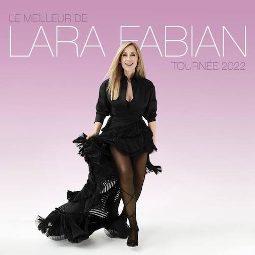 Lara Fabian 2022