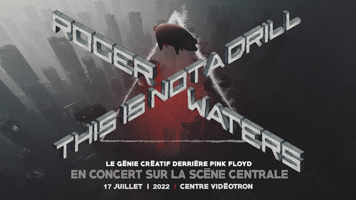 Roger Waters - This Is Not A Drill