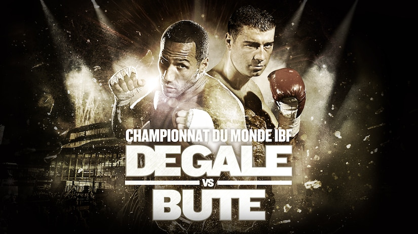 IBF World Championship | DEGALE VS BUTE