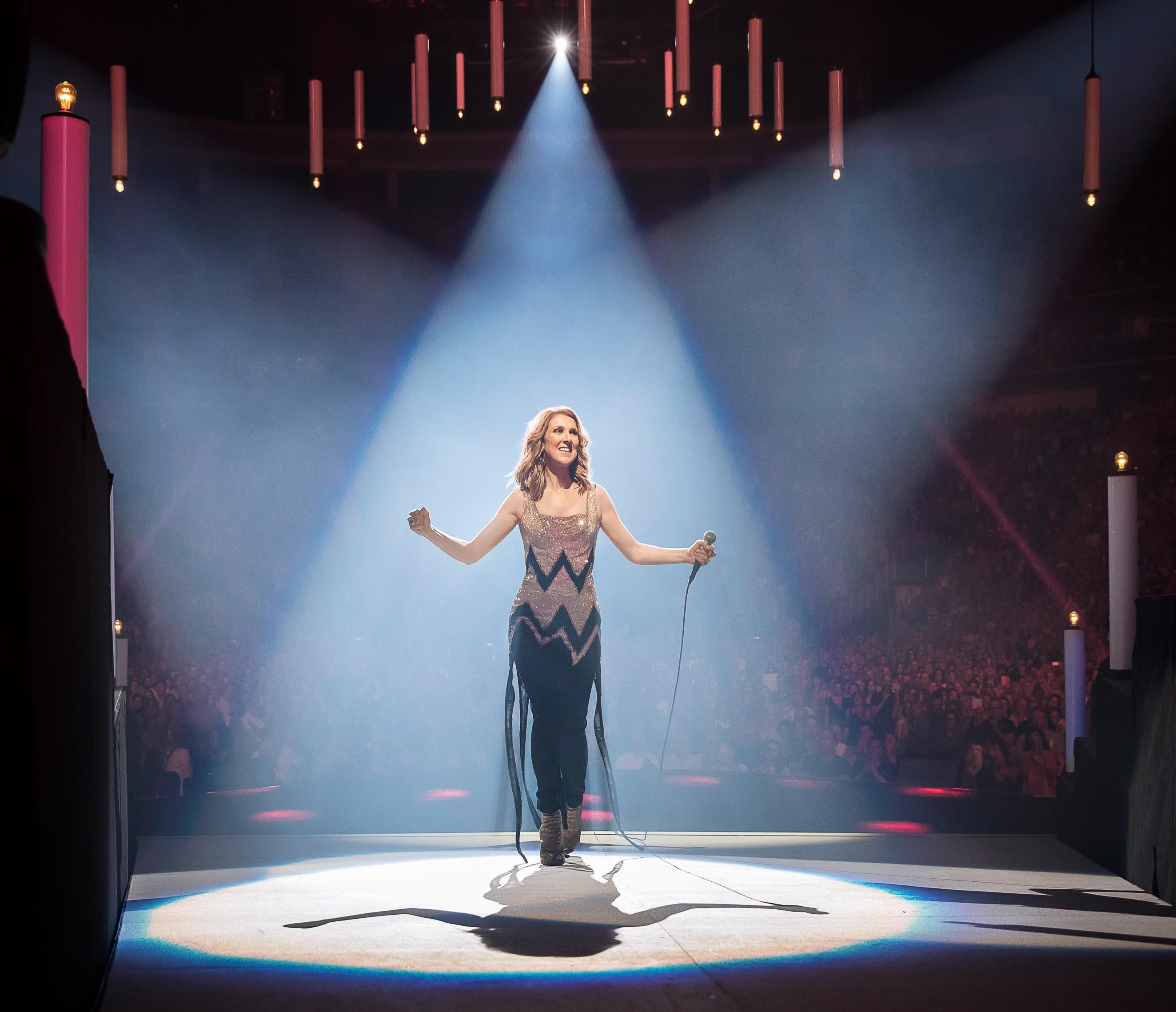 Celine Dion Centre Videotron Quebec