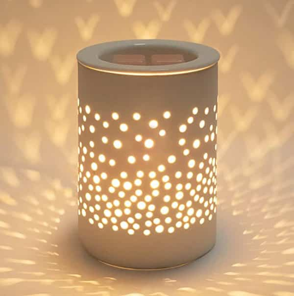 Chauffe-cire électrique en céramique – Amazon