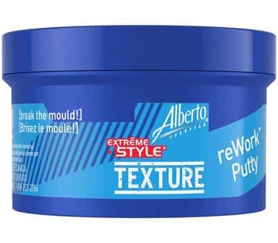 La pâte coiffante Extreme Style d'Alberto