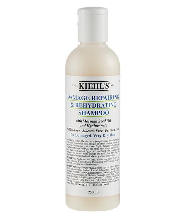 Shampooing réparateur et hydratant
