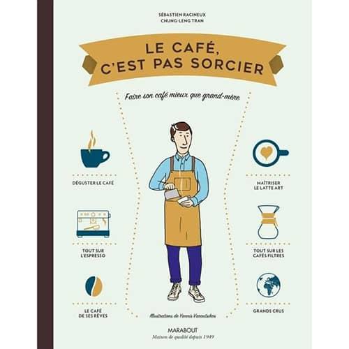Le café, c'est pas sorcier de Sébastien Racineux