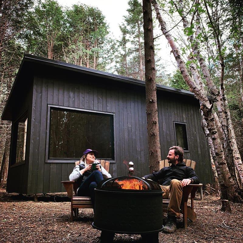 Les éco-cabines [ÈST]