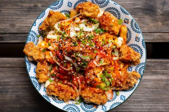 La Belle Tonki avec la Kimcheesy