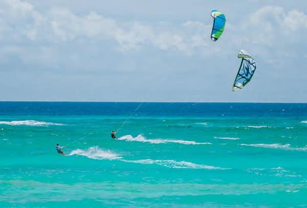 Kite - Barbade